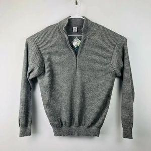 🥂Sold🥂Inca Fashions Alpaca Golf Sweater Gray
